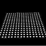 White Dot Matrix