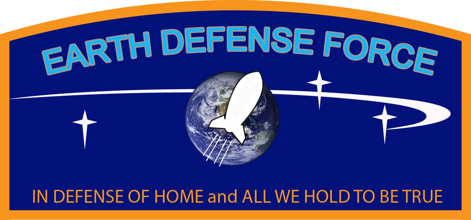 Earth Defense Force Logo